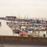 Bridlington Harbour and Boats