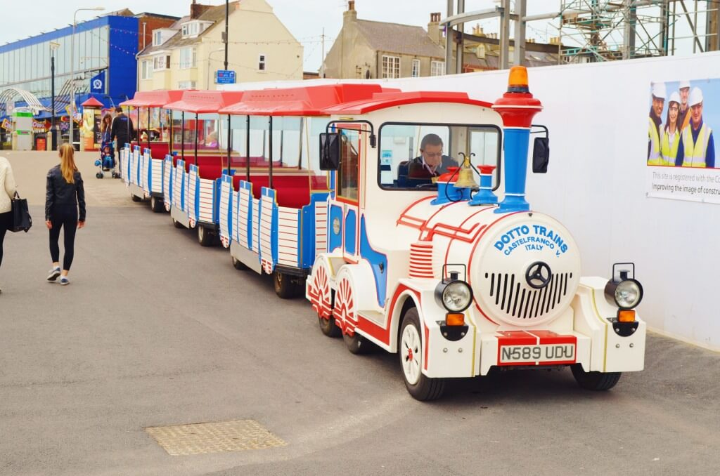 Bridlington LandTrain