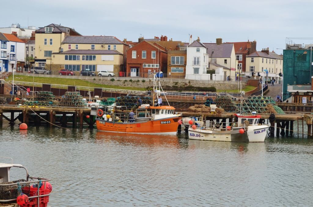 Bridlington Cobles