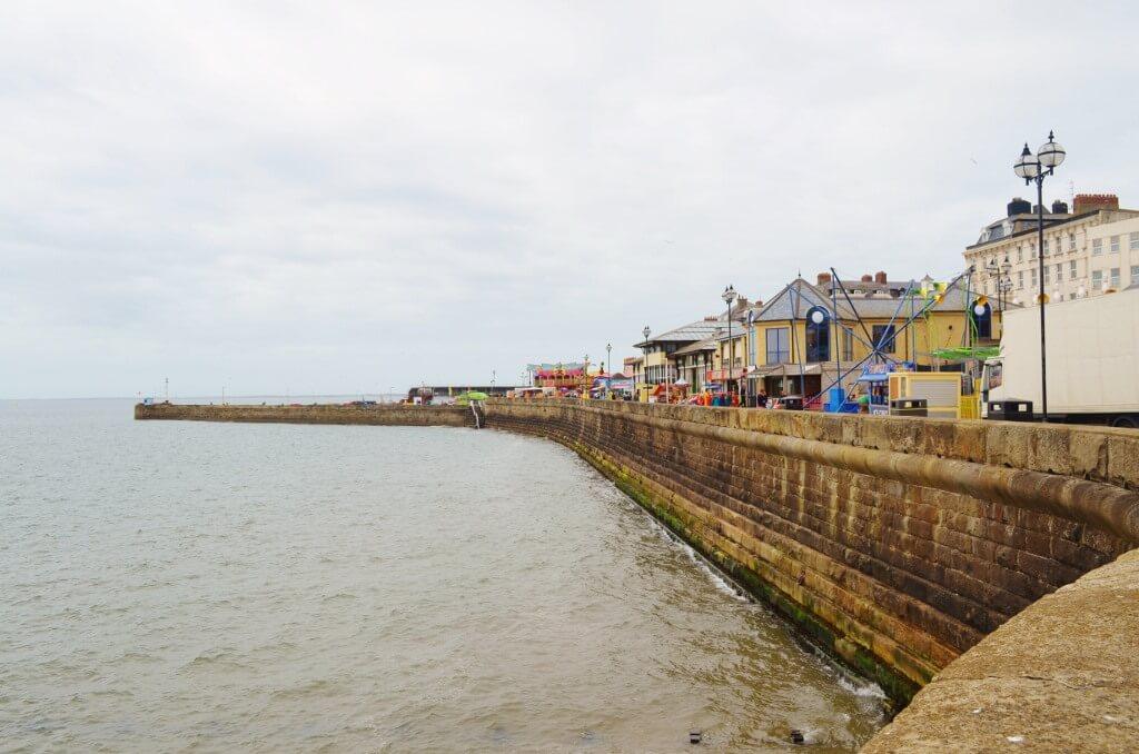 Bridlington North Promenade and Pier