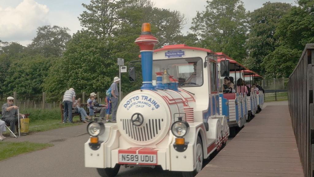 Bridlington Land Train